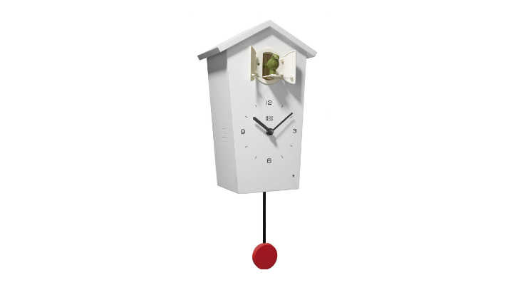 reloj de cucu moderno