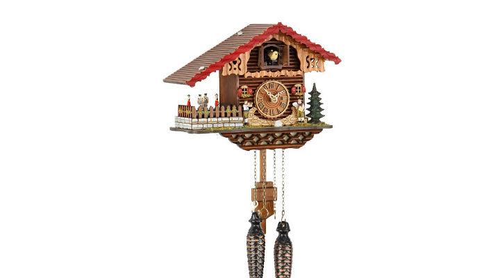 reloj de cucu suizos