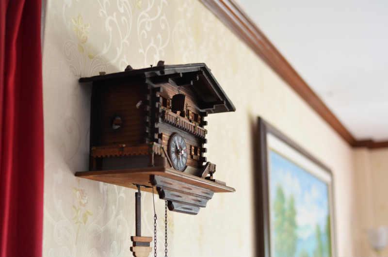 relojes de cuco antiguos