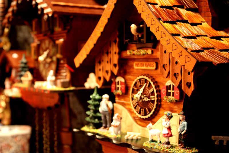 reloj de cucú